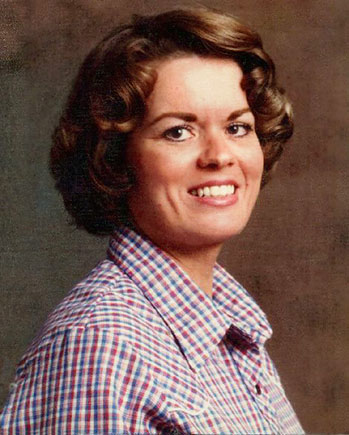 Roberta Perry in 1983 at age 36