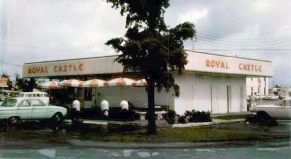 1965 - Royal Castle restaurant at  2700 NW 79th Street, Miami (Herald article below)