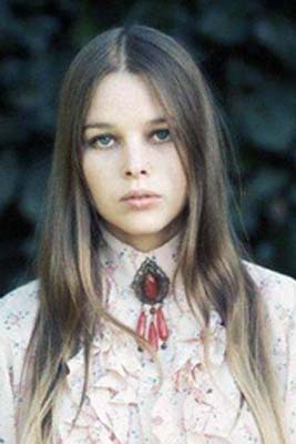 Mid 60s - Michelle Phillips of The Mamas and Papas