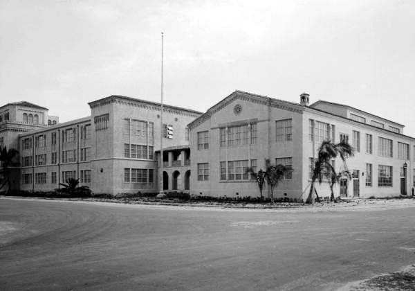 1930 - Miami Senior High School