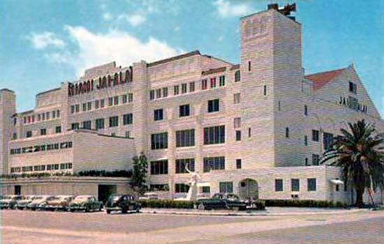 1950s - Miami Jai Alai Fronton on NW 36 Street, Miami