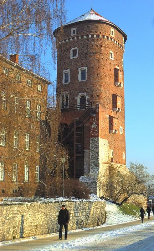 THE THIEVES TOWER