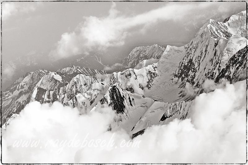 Mount McKinley or Denali (Koyukon Athabaskan for The High One)