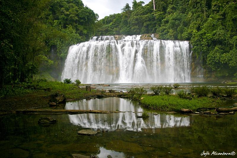 Tinuyan Falls, Bislig City