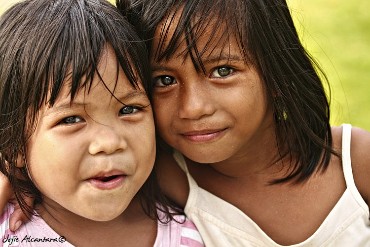 Kids of Cagwait, Surigao del Sur