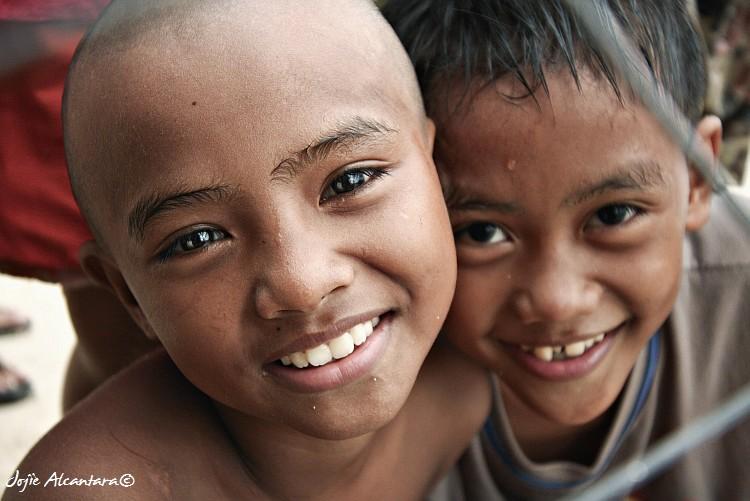 Kids of Cagwait, Surigao del Sur