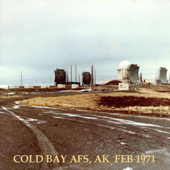 Cold Bay Air Force Station