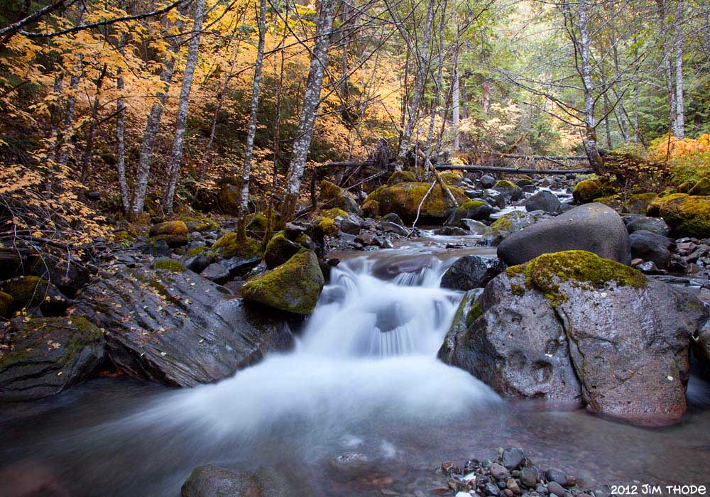 Johnson Creek at 2140 Rd