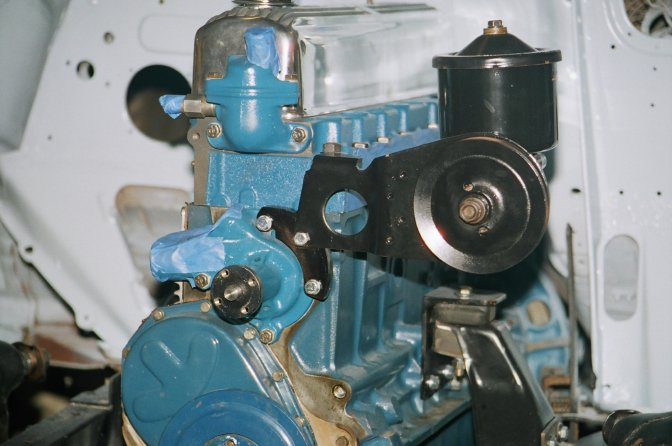 what transmission will fit a 235 - The