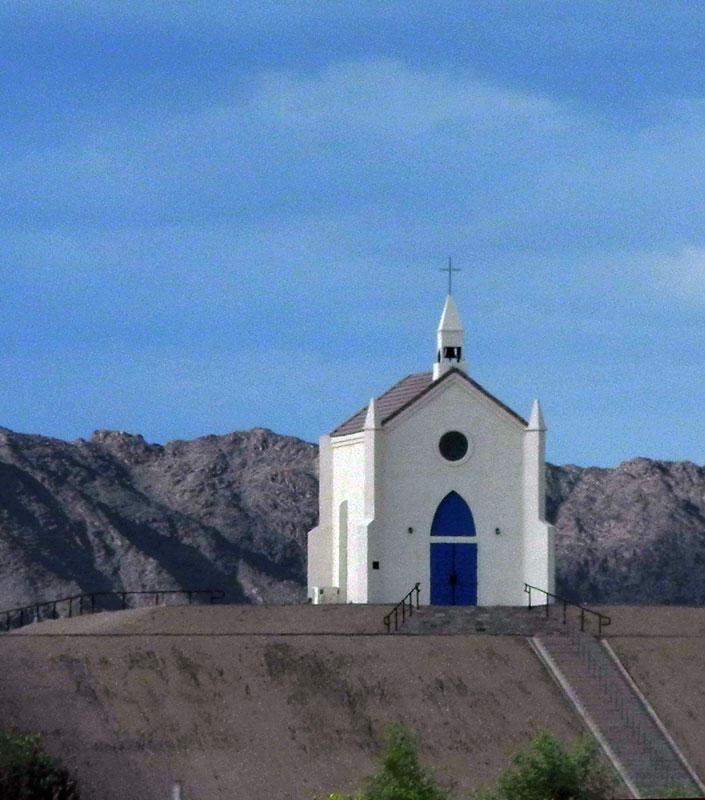 Church-in-the-desert