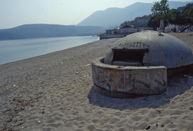 Saranda, Albania, 1996