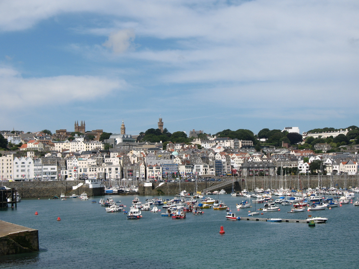 St Peters Port - Guernsey
