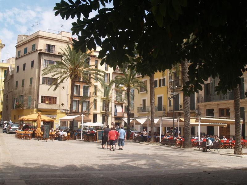 Downtown Mallorca
