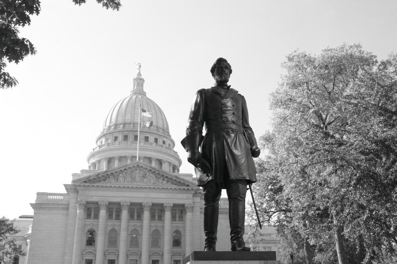 Capitol building, Madison
