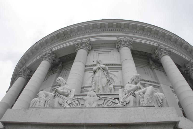 Faith, Karl Theodore Francis Bitter, Madison