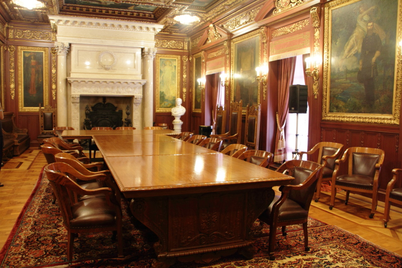 Governors room, Madison State Capitol