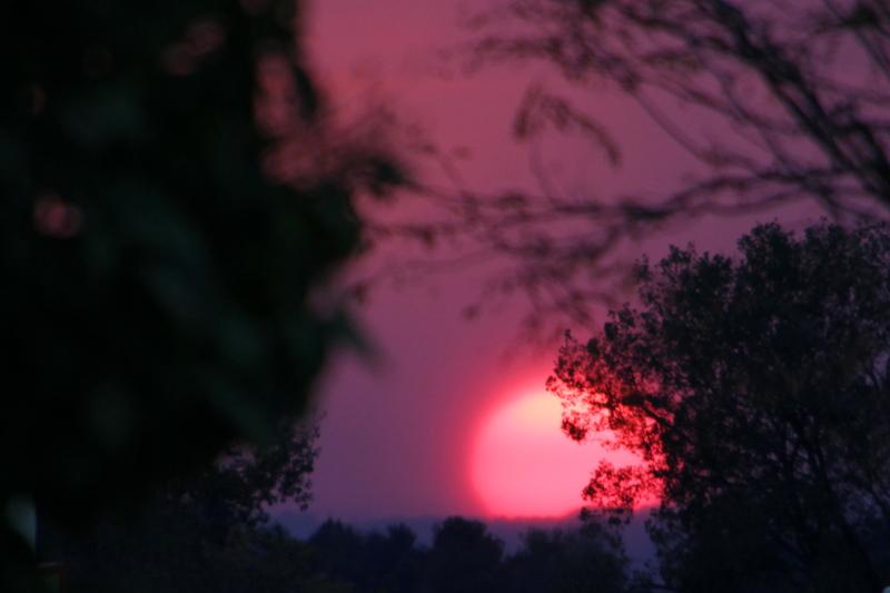 Sunset, Madison