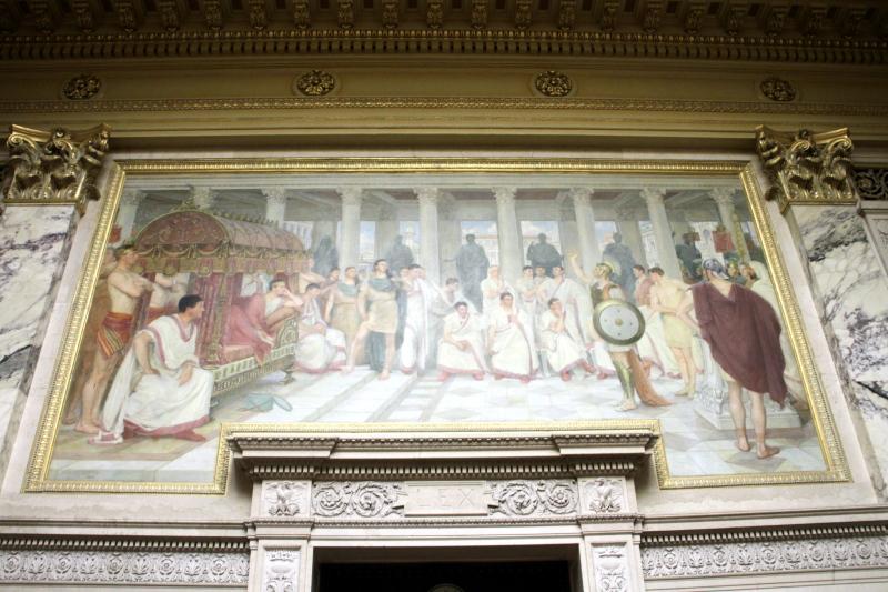 Supreme Court, State Capitol, Madison