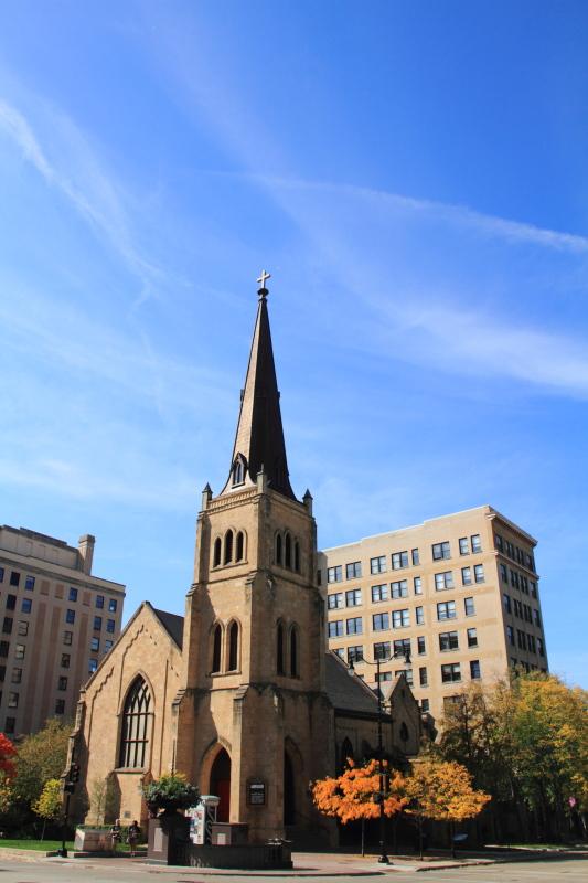 Church, Madison