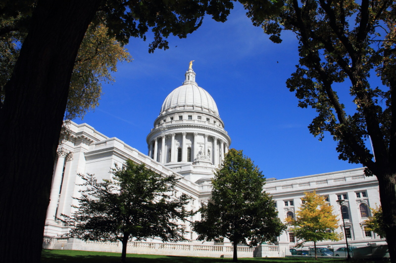 Madison State Capitol