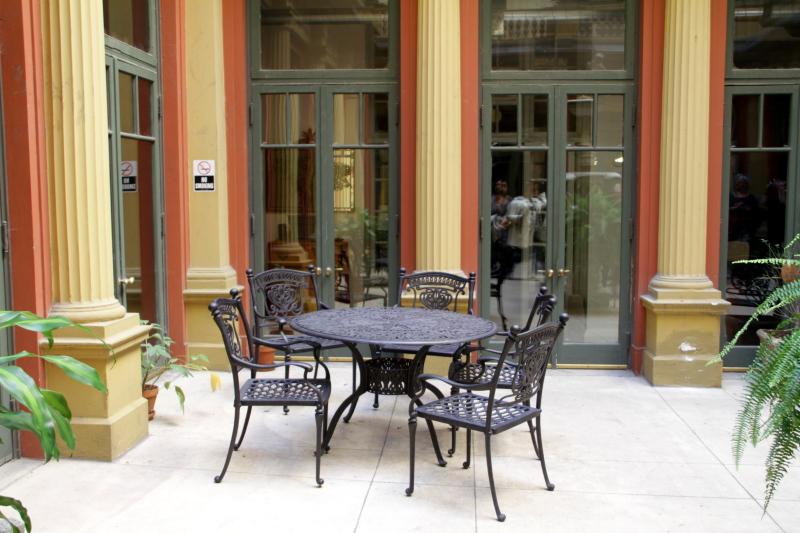 Fine Arts Building, Chicago - Venetian Courtyard - Open House Chicago 2011