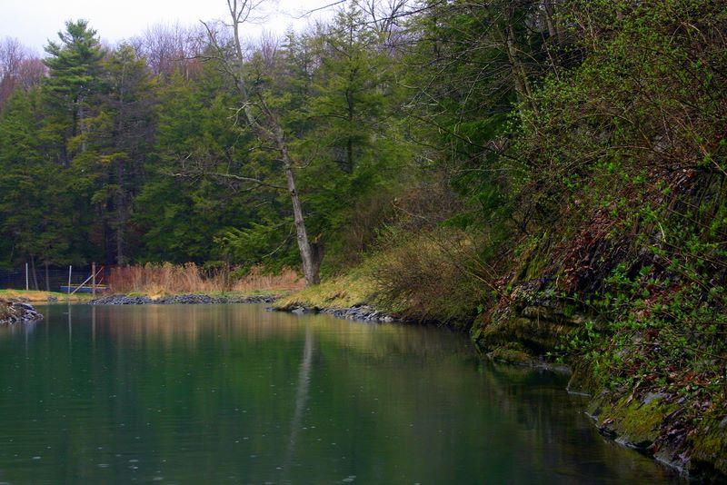 Lake Nittany (Nita-nee), Penns Caves, PA