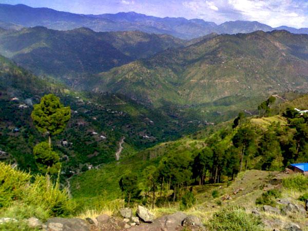 Upper Poth near Jandala