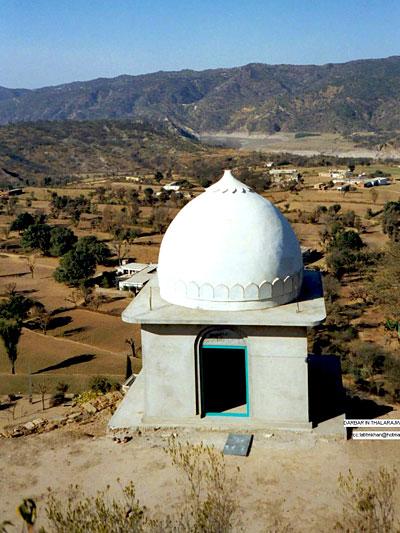 Hasaab darbar at Thalarajwali