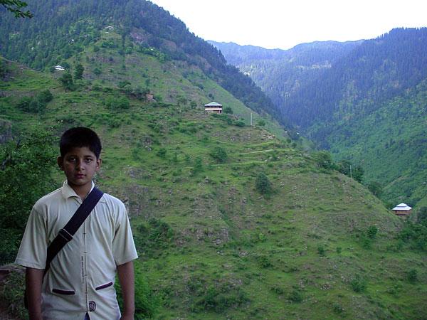 Pir-Kanthi Mountain