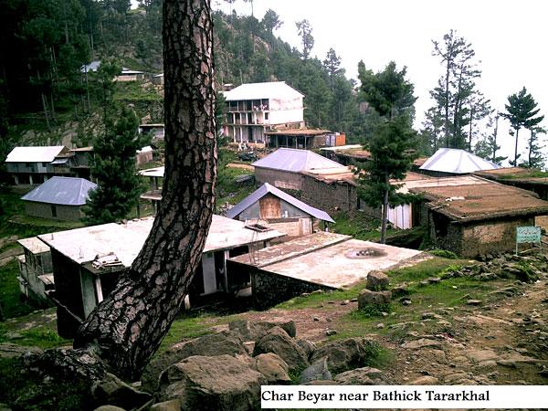 Char Beyar near Batick, Thrarkhal