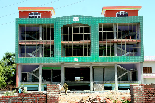 Building in Jatlan