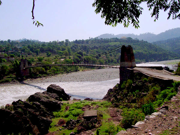 Bridge in Kotli