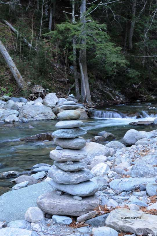 Creek Art
