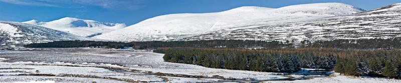 Glen Muick to Lochnagar