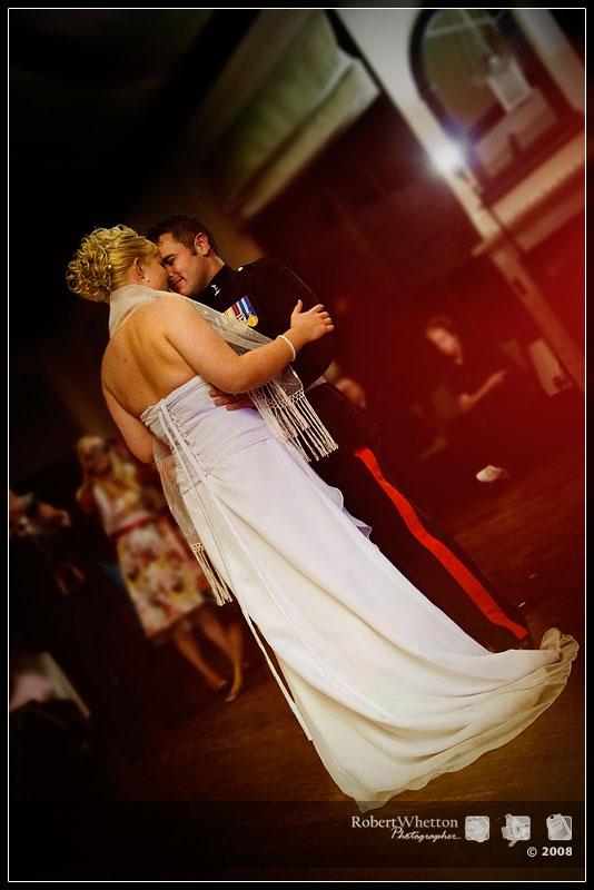 Natalie and George wedding at Larmer Tree