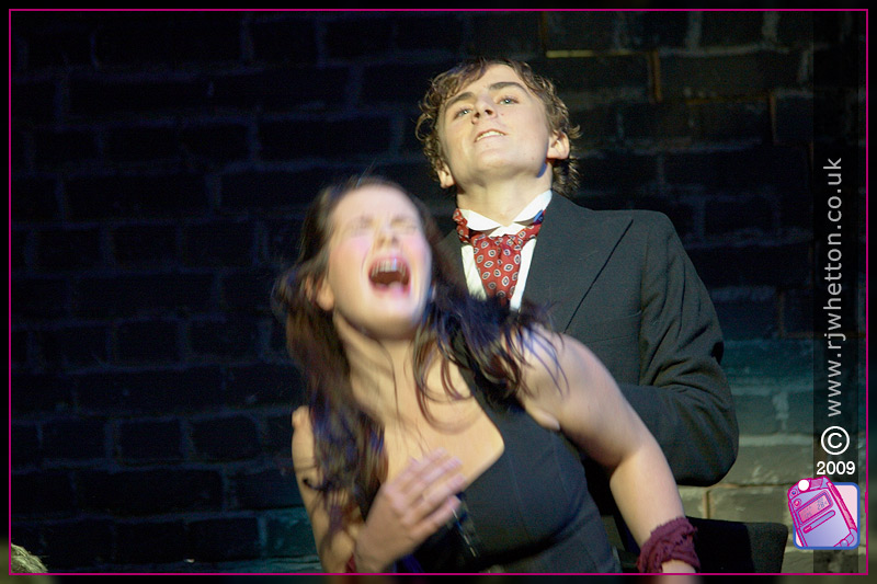 Canford School, Jekyll and Hyde. Photography by Robert Whetton Dorset Photographer
