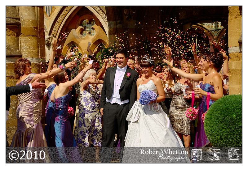 Katie and Chris Wedding at Ettington Park. Photography by Robert Whetton Events Photographer for Boundless Photos