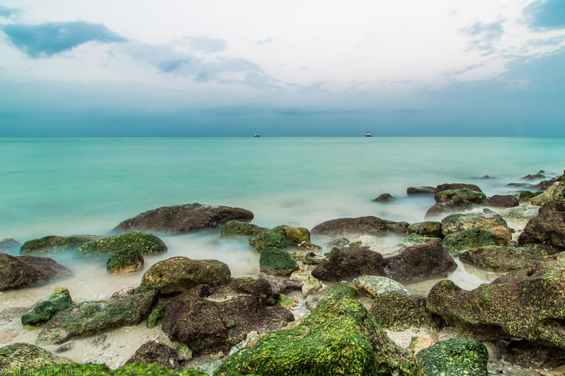 Kish Island Beach