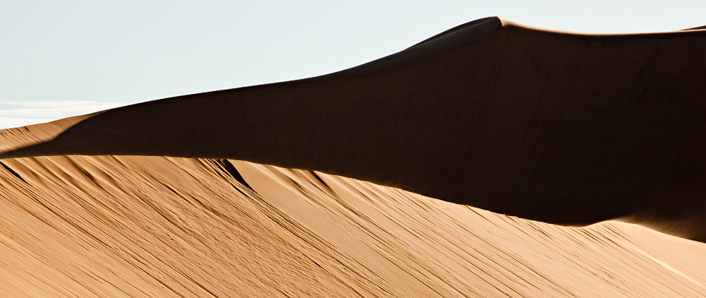 Dune Shapes and Shadows