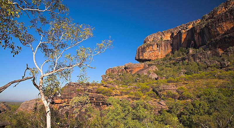 Nourlangie Rock at Kakadu
