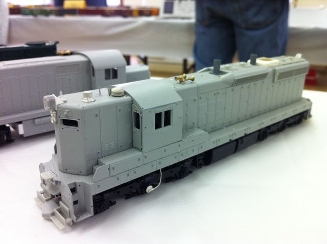 Model by Cyrus Gillespie