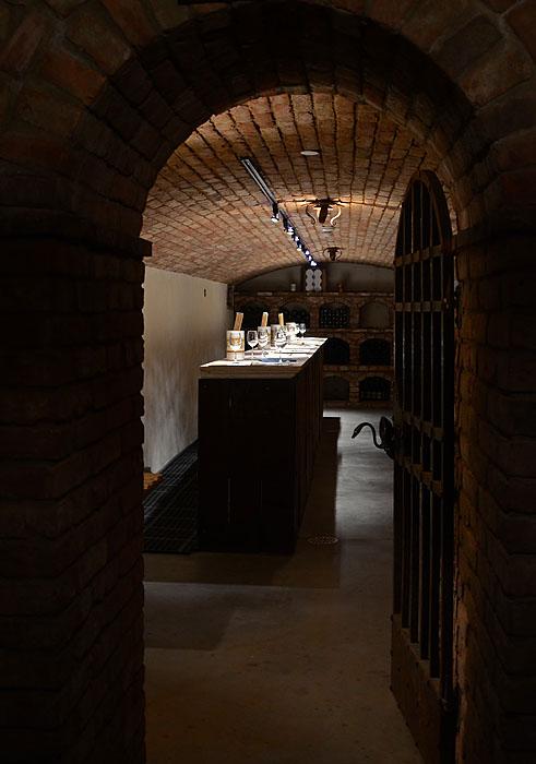 Tasting Room