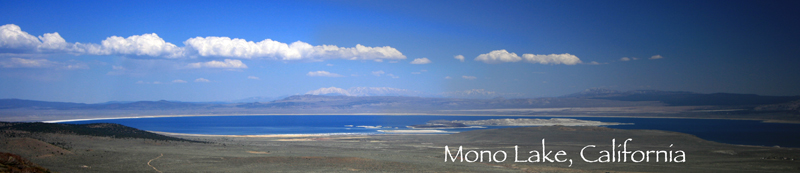 Mono Lake Overview