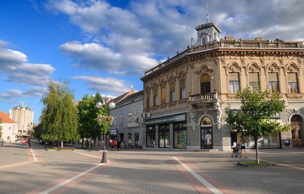 Vrsac, July 2009