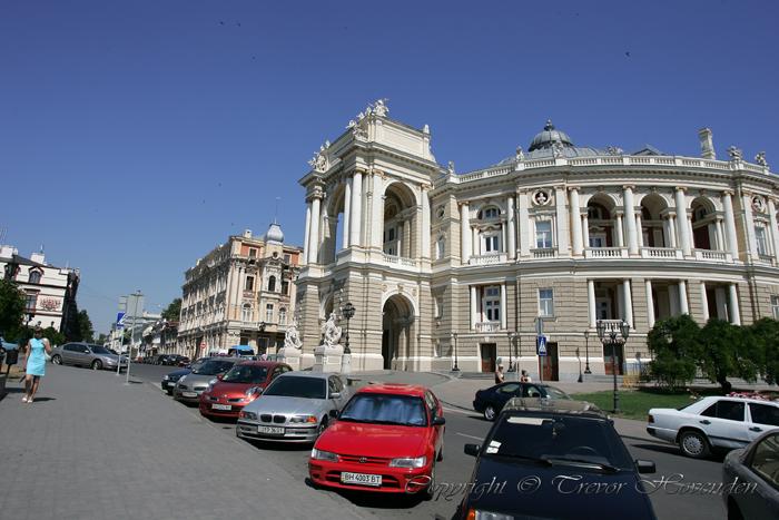 Odessa Ballet Theatre.