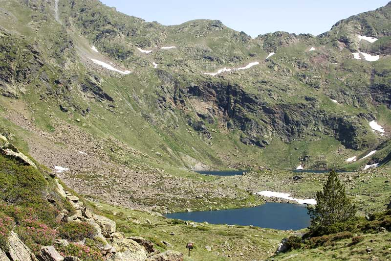 Lac Tristaina