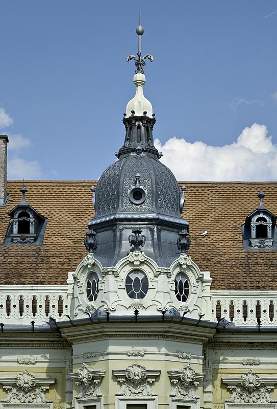 Szarvas, another beautiful building