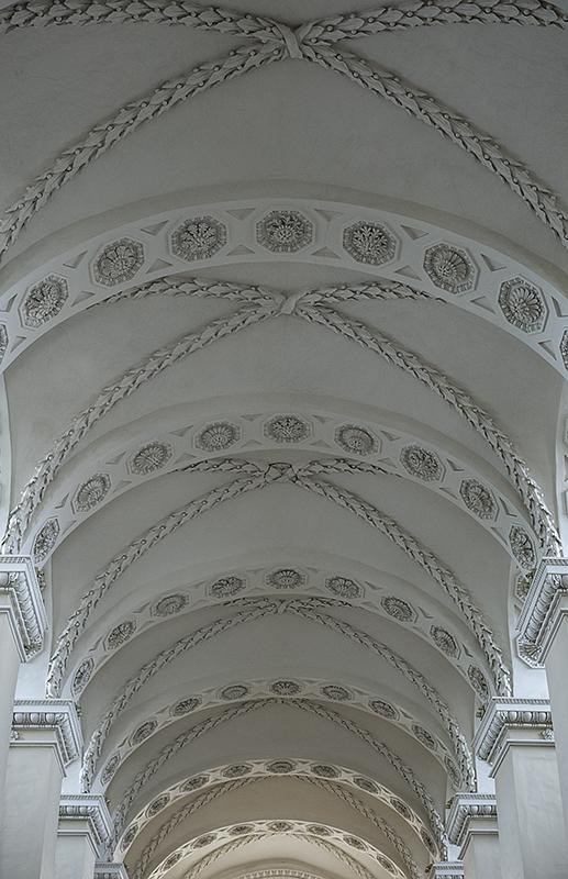 Vilnius Cathedral, nave