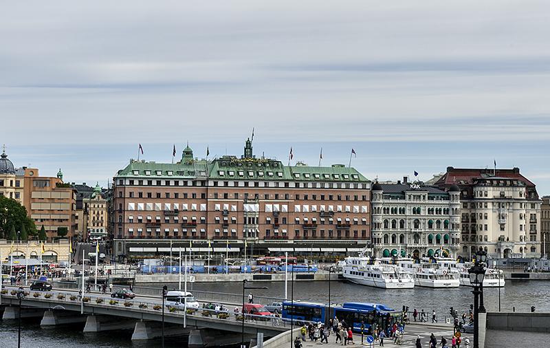 Grand Hotel on Blasieholmen