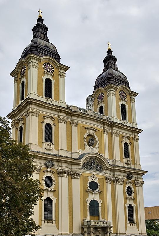 Kalocsa Cathedral (1735-1754)